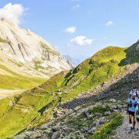 Stage tour du Mont-Blanc
