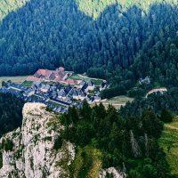 monastère stage trail